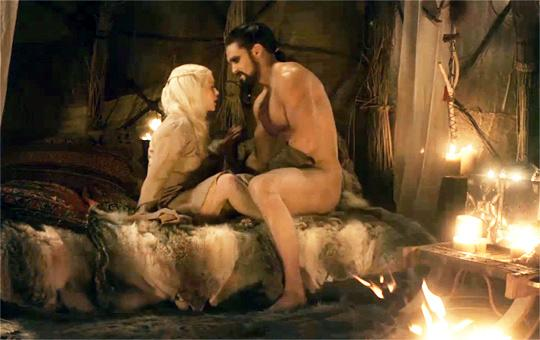 What I Learnt About Sex from Game of Thrones
