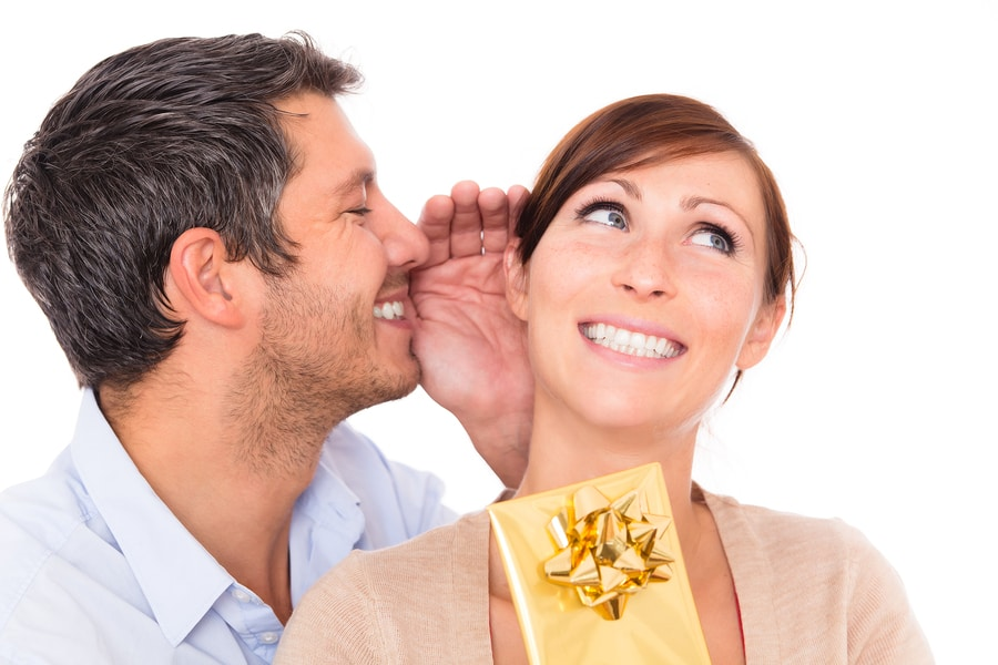 When a Gentleman's Love Language is Giving