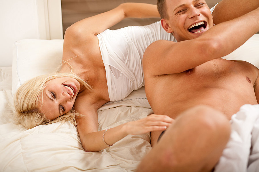 """""""Normal"""" Sex for a Long-Distance Couple"""