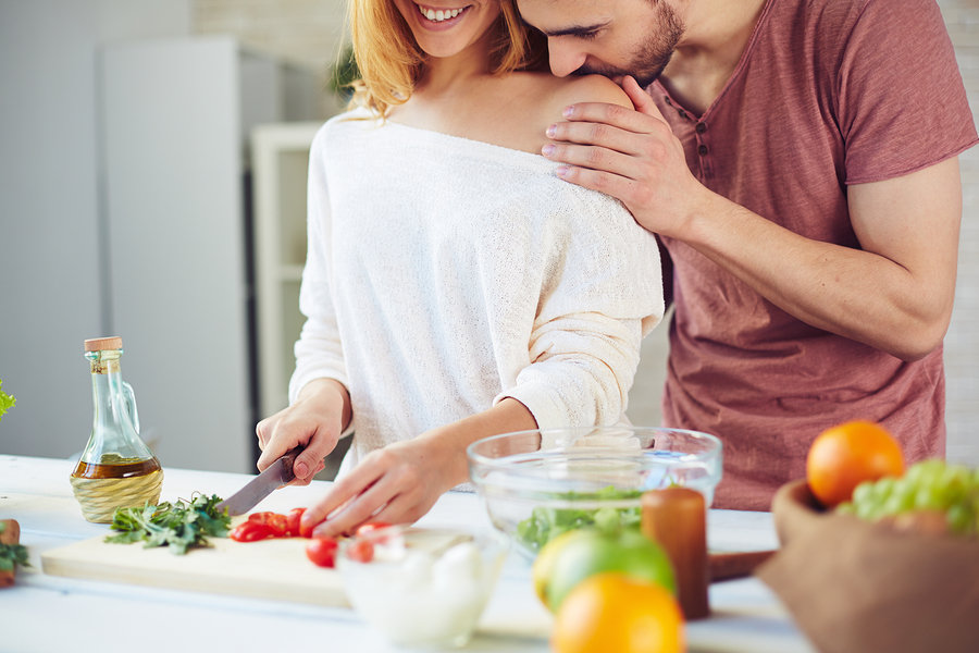 Recipes for Making Up, Shacking Up and Getting It On