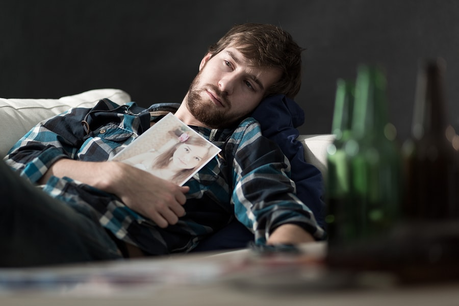 The Reasons Why Men Suffer More After a Breakup