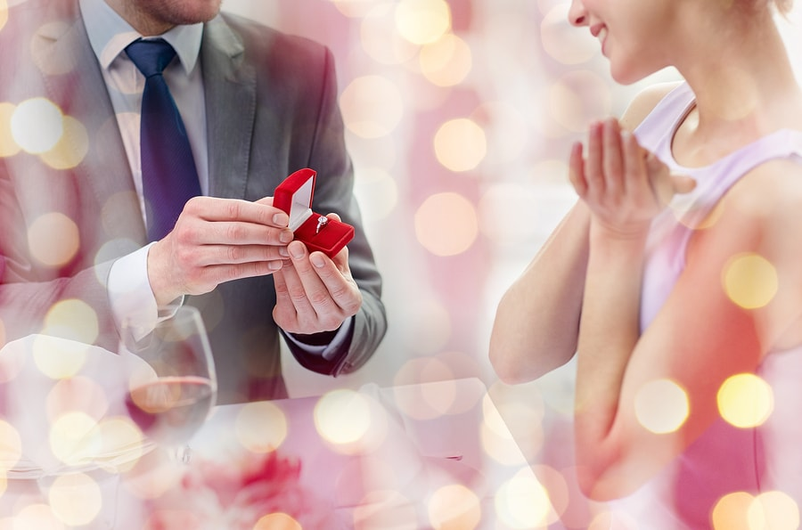 Christmas Proposals: Private or Public