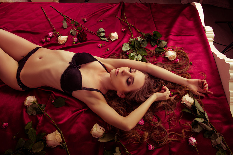 How to Feel Sexier in Bed this Valentines