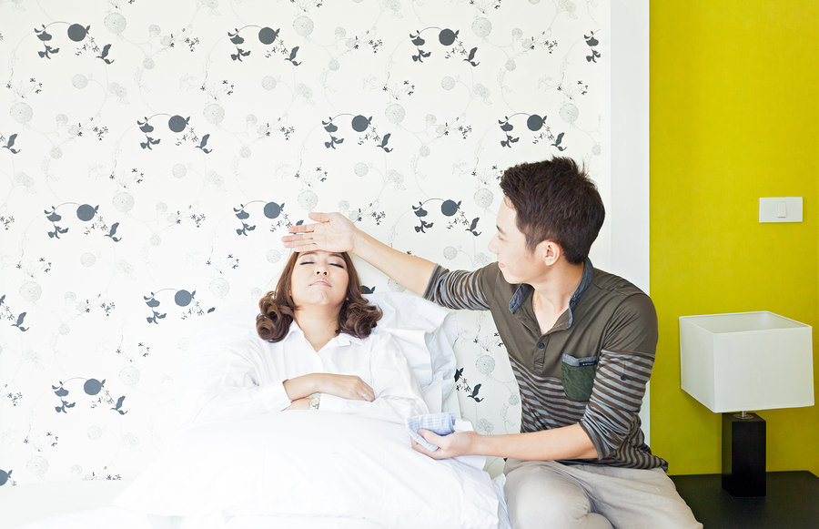 He Takes Care of You When You're Sick – How to Tell He Thinks You Are the One