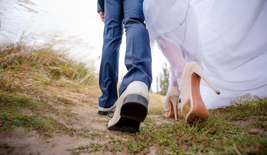 Through Thick and Thin …Your Biggest Argument Before and After the Wedding