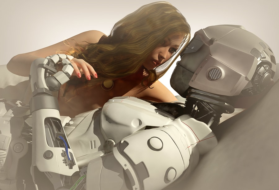 Sex Robots… Are They Ethical?