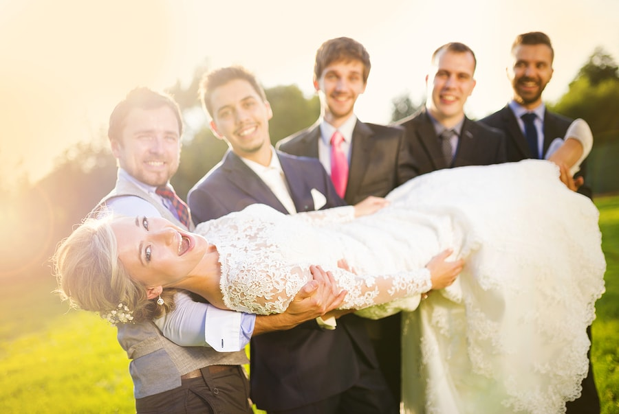 5 Wedding Traditions That Need to Go