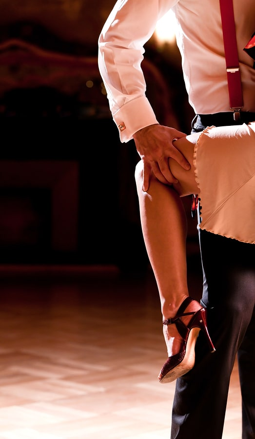 """The Strange Romances of """"Dancing With the Stars"""""""