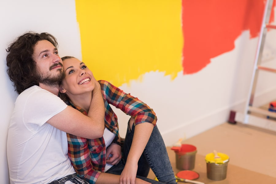 Time for a Paint Job? What Bedroom Color is Best for Getting Turned On
