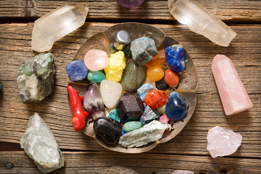 Rock Your Love and Bedroom Life Using Crystals
