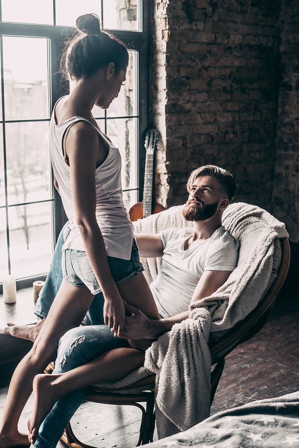 Why I Prefer for the Woman to Make the First Move