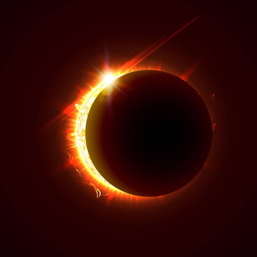 Could The Eclipse Still Have An Effect On Your Relationship?