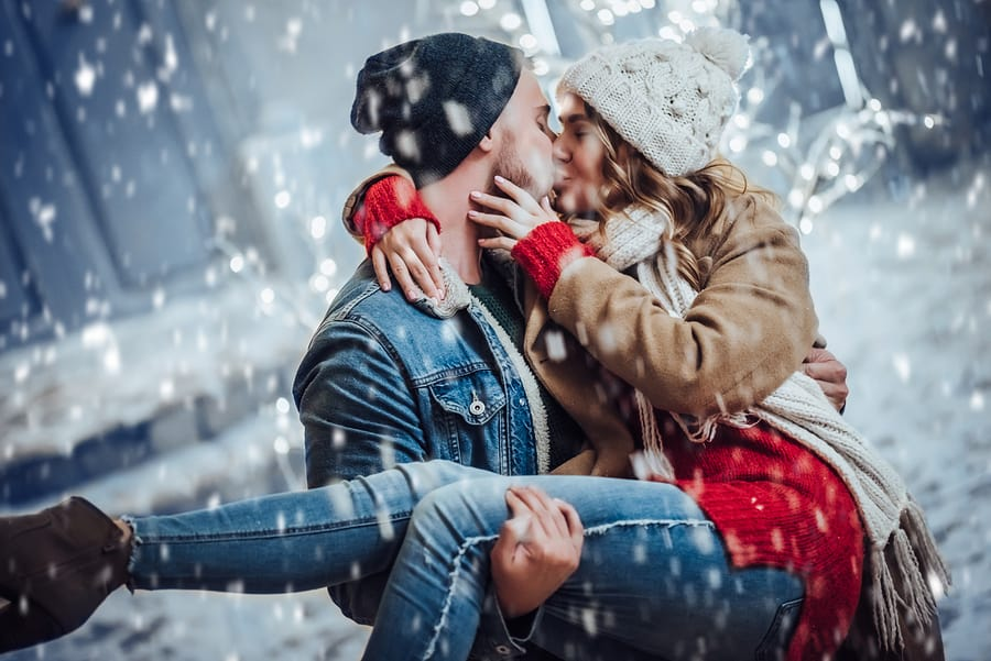 Baby, It's Cold Outside! Let's Get Closer: Top Ways to Connect With Your Partner When the Winter Weather Outside is Frightful