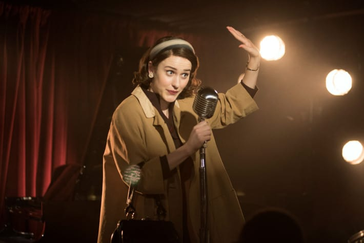 "7 Love Lessons I Learned from the Amazon Show ""The Marvelous Mrs. Maisel"""