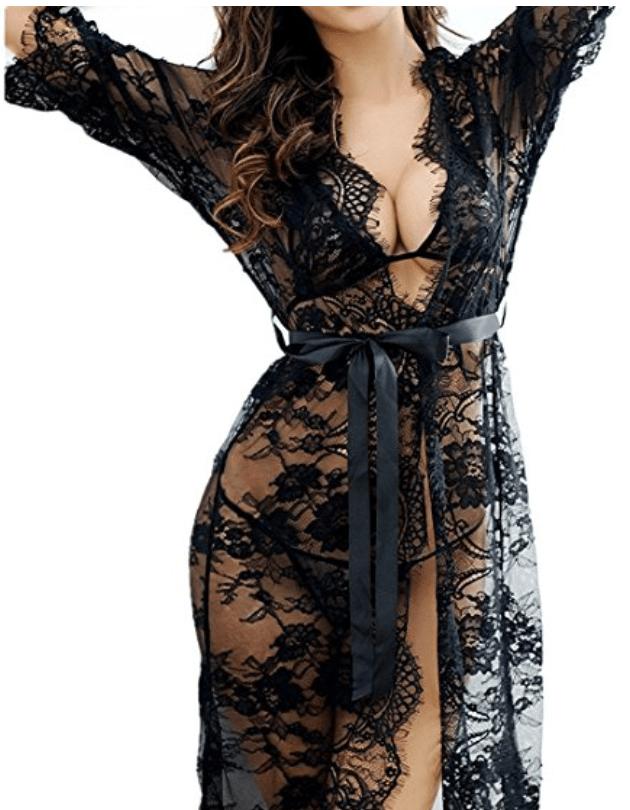Valentine's day lingerie on amazon