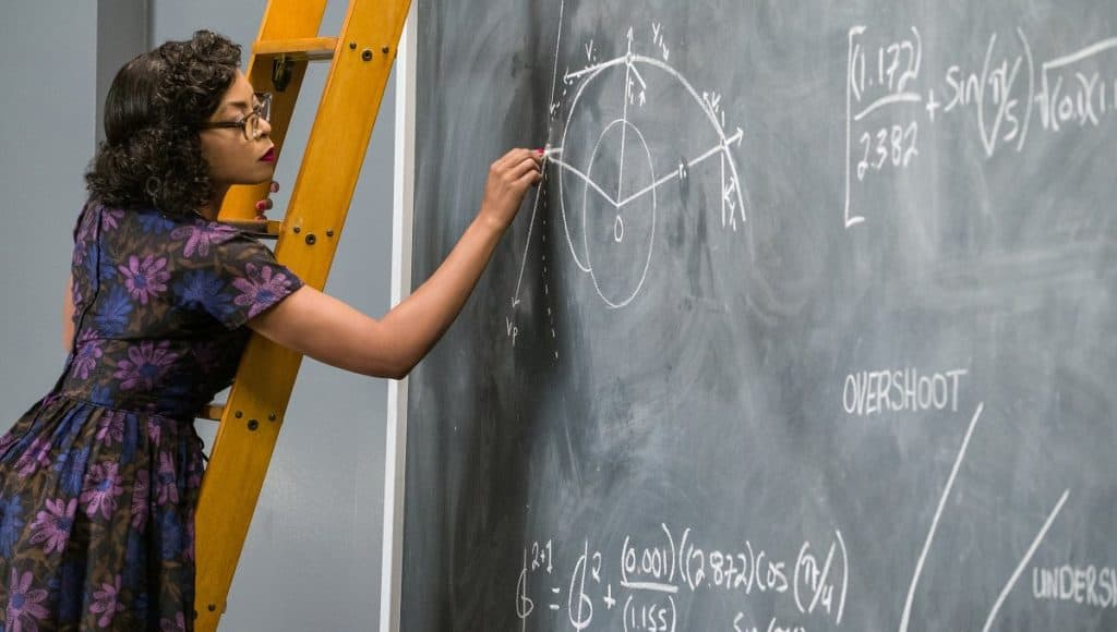 hidden figures math genius Katherine G Johnson