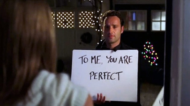 proposal ideas love actually