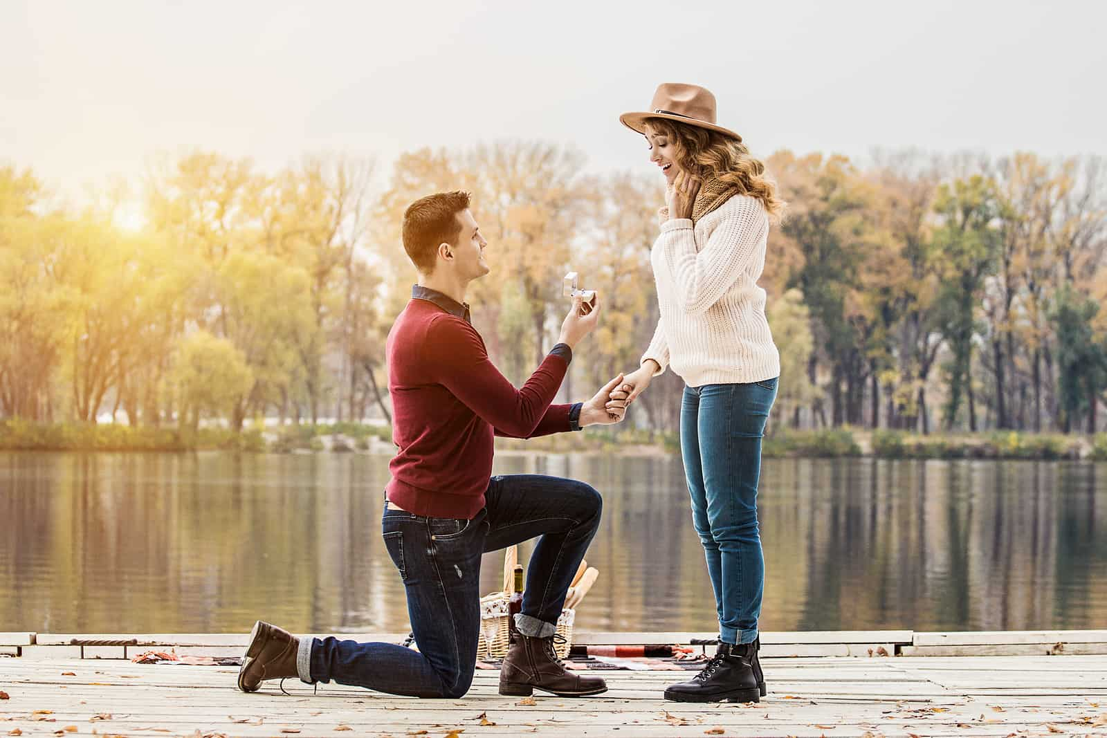 10 Creative Proposal Ideas Just In Time For Valentine's Day