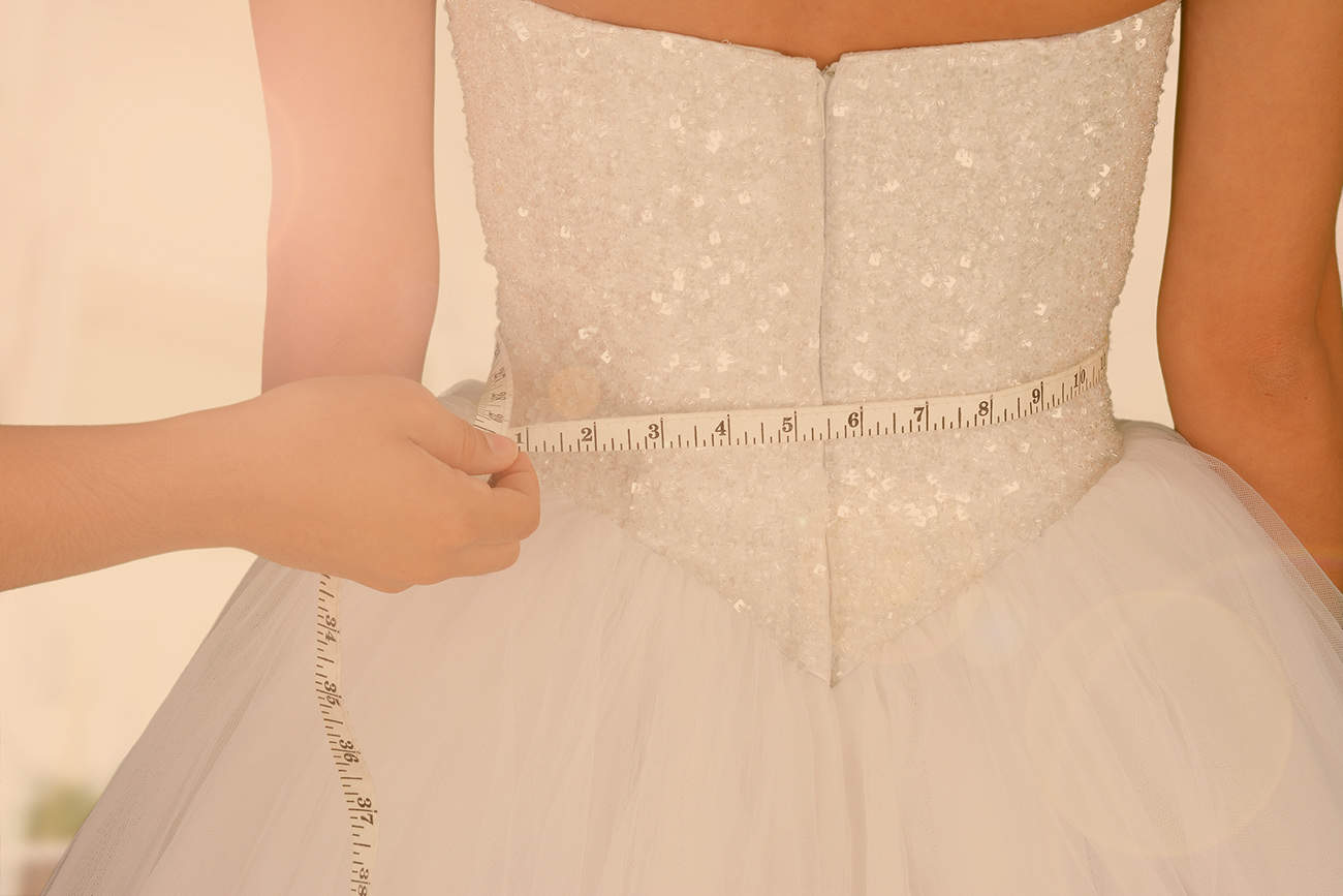 How Goals For My Best Wedding Body Happily Didn't Go As Planned