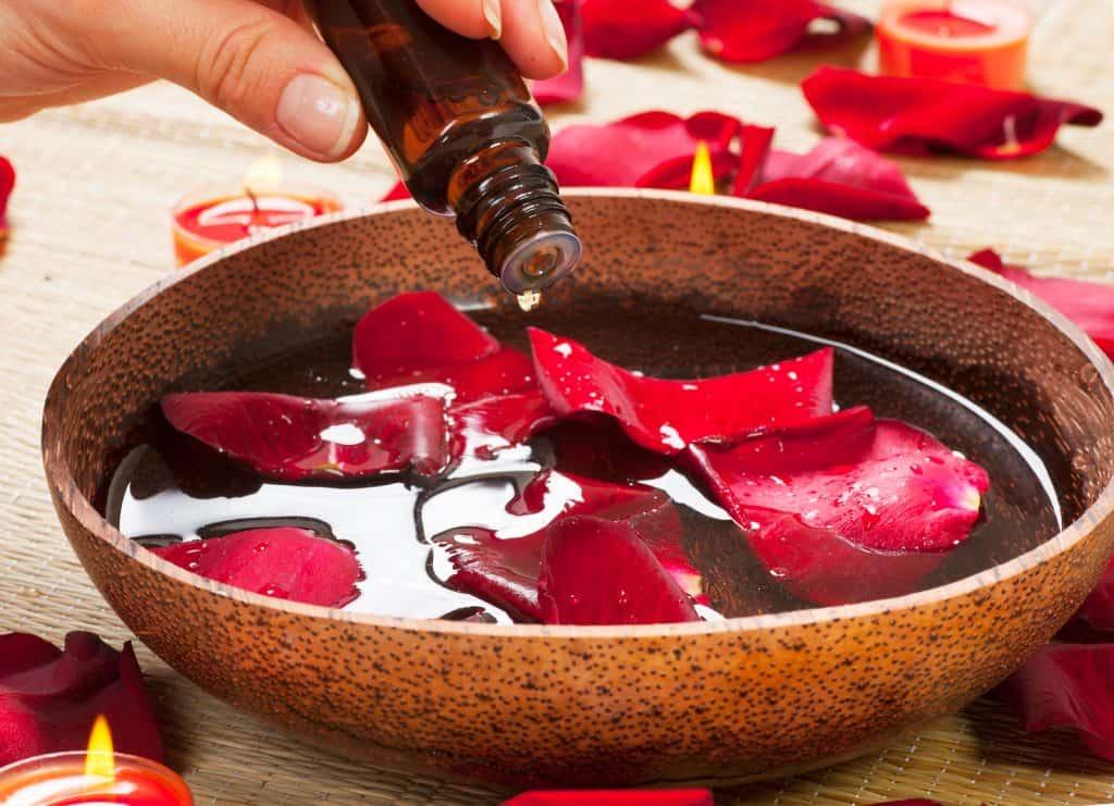 rose oil to increase libido