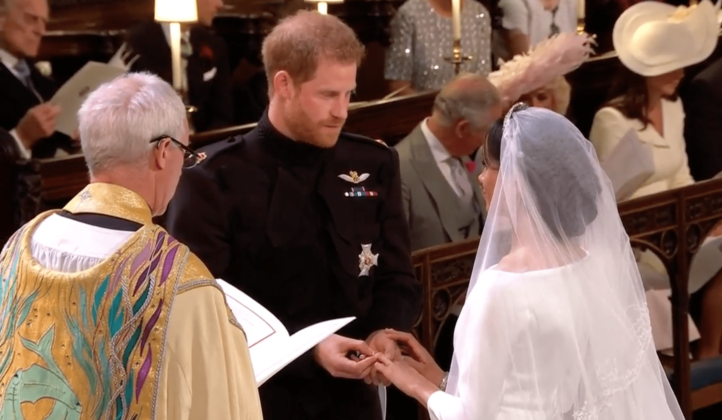 Harry and Meghan Markle's Royal Wedding Was The Perfect Representation of a Modern Empowered Couple