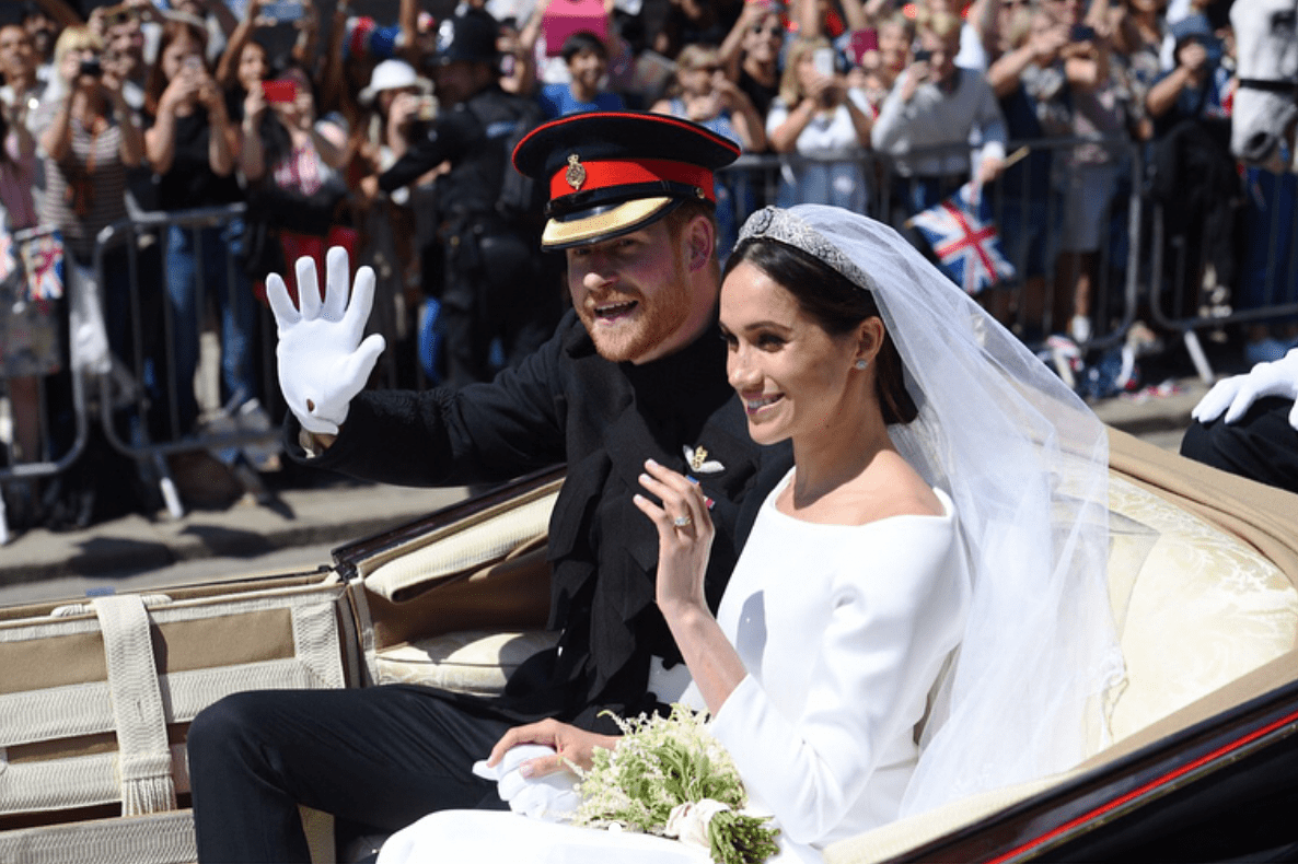15 Ways to Model Your Wedding Just Like Meghan and Harry's
