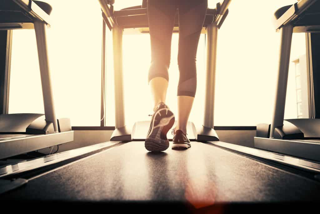 Working out to build your self-esteem