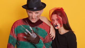 halloween creepiest couple